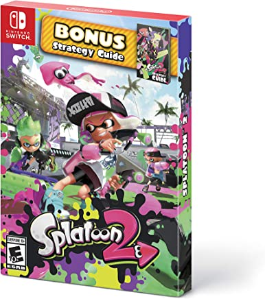Splatoon 2: Starter Pack - Special Edition - Nintendo Switch