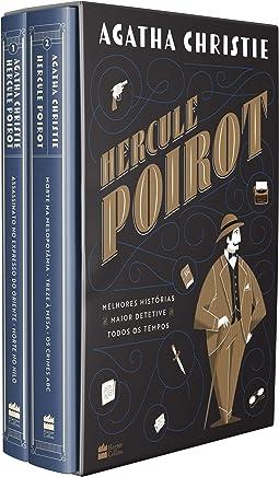 Box Agatha Christie - Melhores Histórias de Hercule Poirot