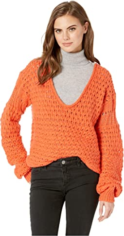 Crashing Waves Pullover