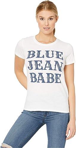 Blue Jean Babe Tee
