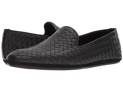 Black Intrecciato Loafers Bottega Veneta dRD8scb