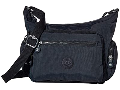 Kipling Gabbie Small Crossbody Bag (Blue/Blue) Handbags