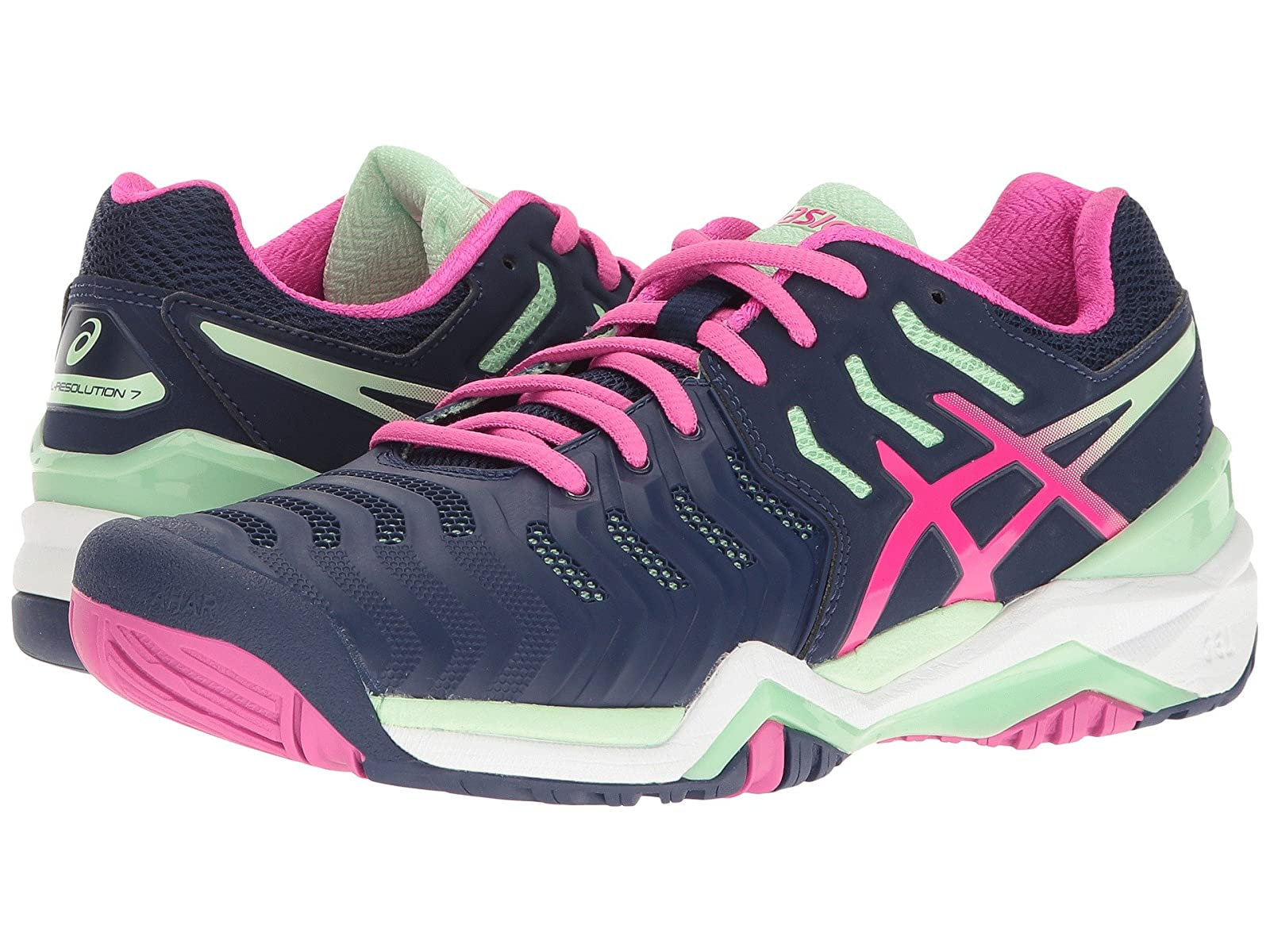 ASICS Gel-Resolution 7Cheap and distinctive eye-catching shoes