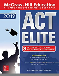 McGraw-Hill ACT 2019 Edition