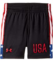Under Armour Kids - USA Shorts (Toddler)