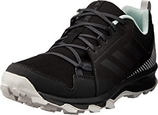 adidas Australia Women's Terrex Tracerocker GTX Trail Running Shoes, Core Black/Carbon/Ash Green