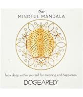 Dogeared - Mindful Mandala Center Square Ring