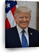 T-062 Art Poster American Winner US President Donald Trump Winner Silk Print