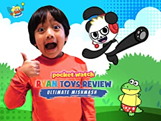 pocket.watch Ryan Toys Review Ultimate mishmash