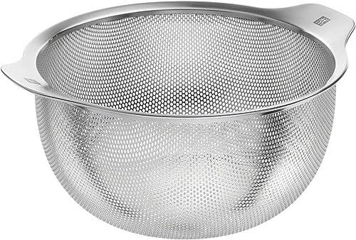 ZWILLING Passoire, Ø 24 cm, Acier Inoxydable 18/10 de Haute Qualité, série Table