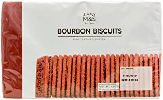 Marks & Spencer Bourbon Biscuits - Two Packs - 400g x2