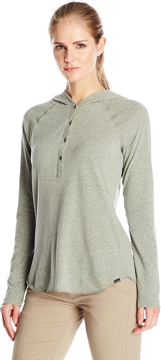 Columbia Women's Trail Shaker Hoodie, Large, Cypress Heather