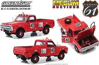 1: 18 Highway 61-1: 18 Mecum Auctions - 1969 Chevrolet C-10 Baja 1000 Truck (Hwy-18007)