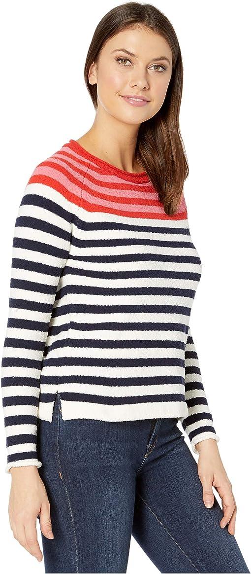 Red Multi Stripe