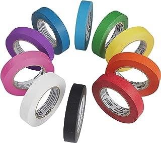 ECR4Kids Decorative Children's Craft Tape, Assorted Colors, 1