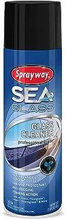 Sprayway SW1201 Sea Glass Professional Marine Grade Glass Cleaner, 1 Pack
