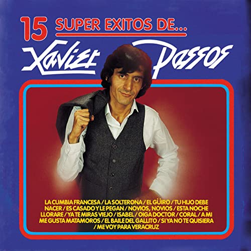 La Cumbia Francesa By Xavier Passos On Amazon Music Amazon
