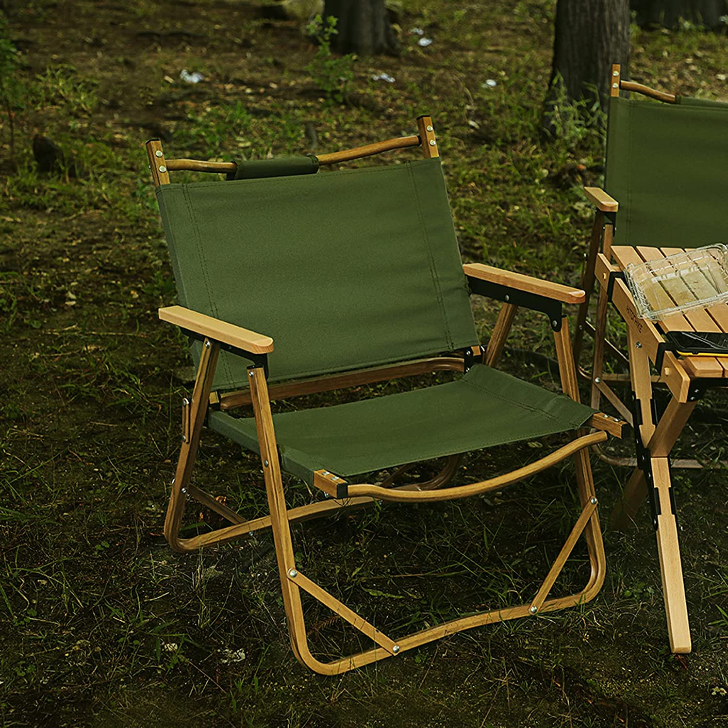 HAPPY-HAT Garden Chair Adult Manufacturer regenerated product Good B Bargain Long-Lasting Camping