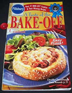 Pillsbury Classic Cookbook #241 A Taste of the BAKE-OFF Contest March 2001