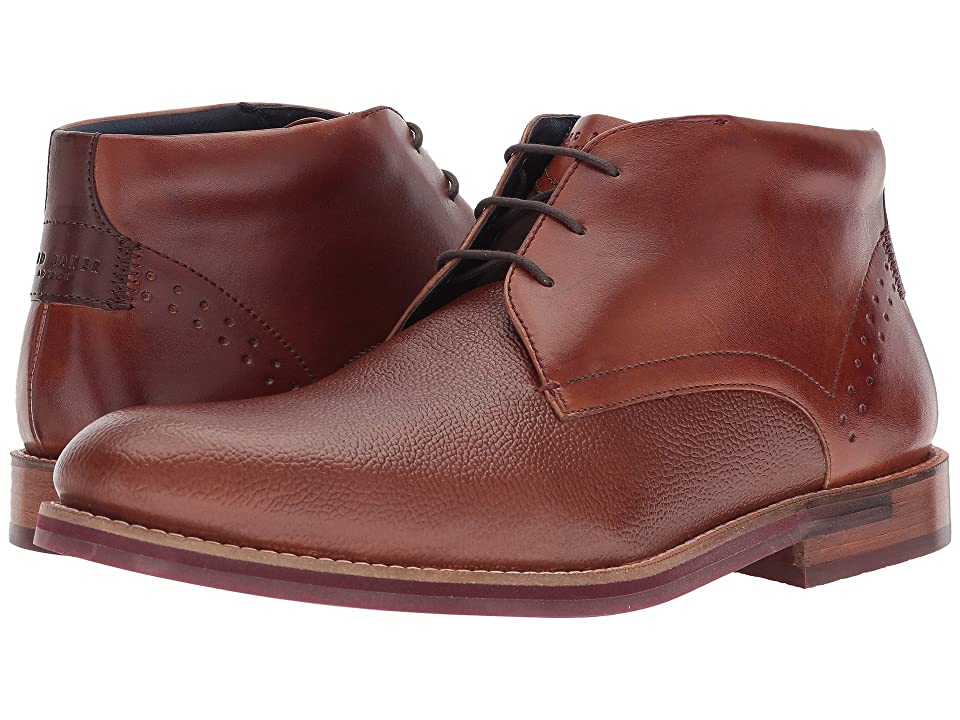 Ted Baker Daiino (Tan Leather) Men
