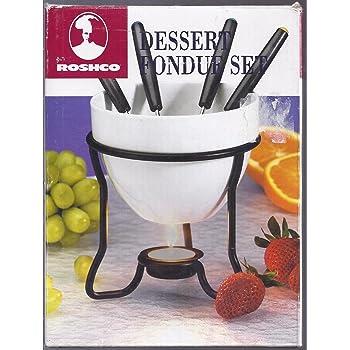Roshco Dessert Fondue Set