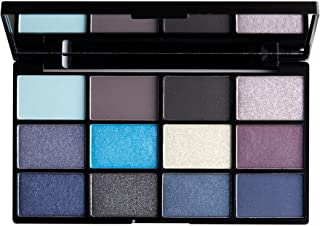 NYX PROFESSIONAL MAKEUP In Your Element Shadow Palette, Wind