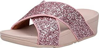 FitFlop Lulu Glitter Womens Fashion Sandals