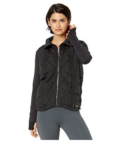 ALO Cool Breaker Jacket (Black) Women