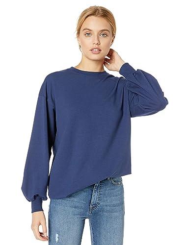 The Drop  Kiko Oversize-Sweatshirt mit Rundhalsausschnitt
