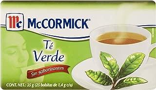 McCormick Té, 35 g, 25 piezas