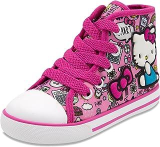 Hello Kitty HK Tatum Black Size 1
