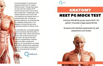 Anatomy NEET PG Mock Test: Practice 200 MCQs as per recent NEET PG pattern and review answers with explanation