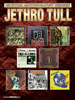 Jethro Tull, Authentic Guitar-Tab Edition (Guitar Anthology)