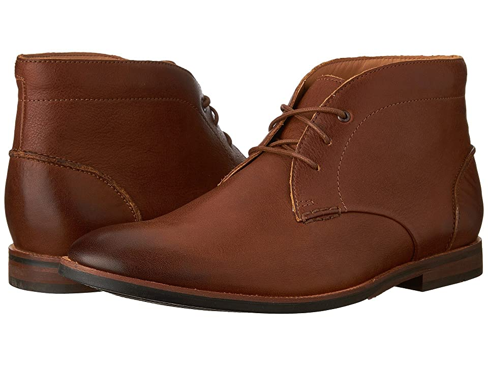 Clarks Broyd Mid (Tan Leather) Men