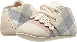 Burberry Kids NB Lace-Up Shoe (Infant/Toddler)