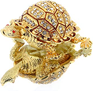 tortoise jewellery box