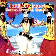 Best tahitian drum music Reviews