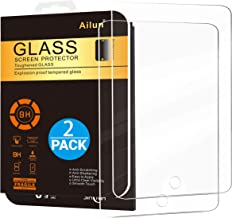 Ailun Screen Protector Compatible with iPad Mini 1 2 3 Tempered Glass 9H Hardness 2Pack Compatible with Apple iPad Mini 1 2 3 Ultra Clear 2.5D Edge Anti Scratch Case Friendly