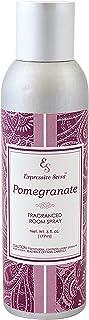 JacMax Expressive Scent Fragrance Room Spray, 6 oz, Pomegranate