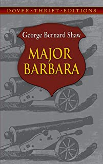Major Barbara (Dover Thrift Editions)