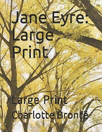 Jane Eyre: Large Print