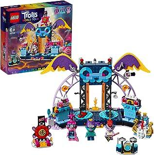 LEGO 41254 Trolls Volcano Rock City Concert