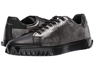 Salvatore Ferragamo Cube 20 Sneaker (Black) Men