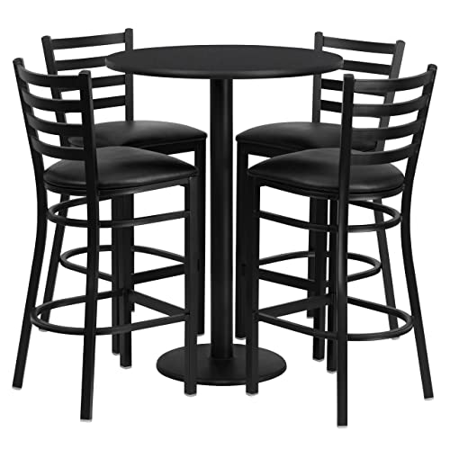 Magnificent Restaurant Tables And Chairs Amazon Com Download Free Architecture Designs Rallybritishbridgeorg