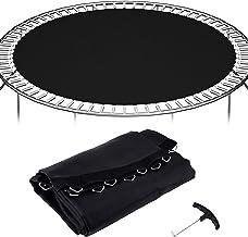 Ronde Trampoline Vervanging Springmat Met Sping Tool Past 8ft 10ft 12ft 13ft 14ft 15ft 16ft Ronde Trampoline Frame Met V-R...