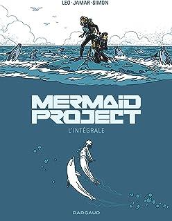 Mermaid Project - Tome 0 - Mermaid project Intégrale Edition N/B (noir & Blanc)