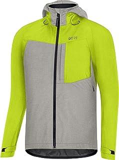 GORE WEAR Men's Hooded Cycling Jacket, C5, Gore-TEX