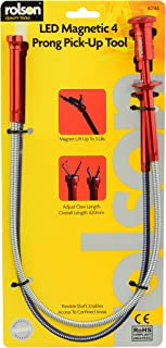 Rolson LED-klo/magnetiskt grepp
