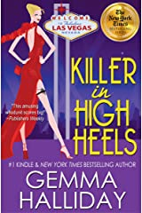 Killer In High Heels (High Heels Mysteries #2): a Funny Romantic Mystery Kindle Edition