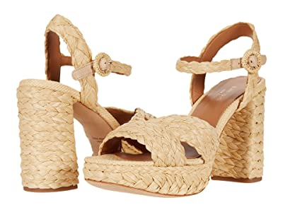 Kate Spade New York Disco Raffia (Natural) Women